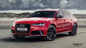 Audi RS6 Reviews Specs & Prices Top Speed