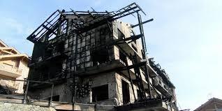 incendie à montgenèvre on a frôlé la catastrophe d ci tv radio