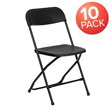 Flash Furniture 10 Pk. HERCULES Series 650 Lb. Capacity Premium Black  Plastic Folding Chair Set Of Two Plastic Folding Chair Green Buy Online At Best Prices In India On Snapdeal Free Shipping Chairs Stacking Hercules Series 650 Lb Capacity Burgundy Fan Back Seletti Folding Chair Studio Jobblow Hotdog Metal And Rhino Childrens Brown As Low 899 4 White Ofm 800 16 Stand Support Display Pvc Premium Beige Advantage Poly Ding Height Ppfcwhite