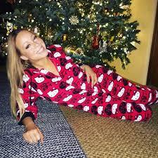 Nbc Christmas Tree Lighting 2014 Mariah Carey by She Performed