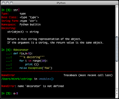 A Qt Console For IPython 321 Documentation