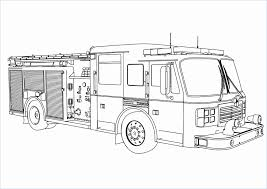 100 Fire Truck Drawing Coloring Pages New Kenworth At Getdrawings
