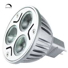 dimmable 12v 3w mr16 led bulb warm white daylight mr16 spotlight