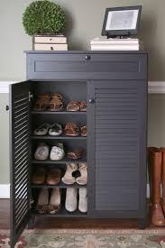 Baxton Shoe Cabinet Canada by Best 25 Shoe Storage Cabinet Ideas On Pinterest Shoe Rack Shoe