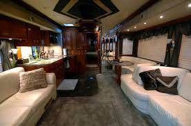 Creative Luxury Rv Living Motorhome Campers Interior Fun Style Travel