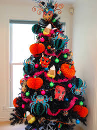 Wonderful How To Decorate A Halloween Tag Archive Black Tree Decorations In Christmas