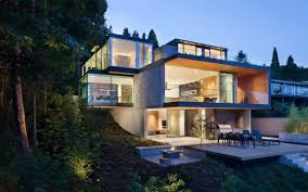 100 House In Nature Modern Architecture Embracing Russet Residence By