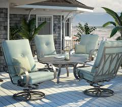 Vintage Homecrest Patio Furniture by Outdoor Patio Furniture Emory Cushion Homecrest Outdoor Living