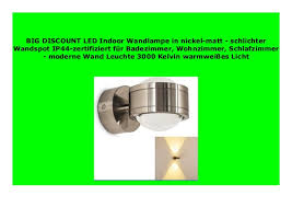 big sale led indoor wandle in nickel matt schlichter