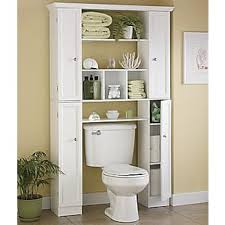Over The Tank Bathroom Space Saver Cabinet by Would Be Nice To Use Cabinets Like This To Frame Out The Window