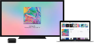 Use AirPlay to stream content from iTunes on your puter Apple