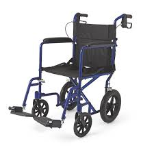 Medline Deluxe Aluminum Transport Wheelchair In Blue (As Is ... 9 Best Lweight Wheelchairs Reviewed Rated Compared Ewm45 Electric Wheel Chair Mobility Haus Costway Foldable Medical Wheelchair Transport W Hand Brakes Fda Approved Drive Titan Lte Portable Power Zoome Autoflex Folding Travel Scooter Blue Pro 4 Luggie Classic By Elite Freerider Usa Universal Straight Ada Ramp For 16 High Stages Karman Ergo Lite Ultra Ergonomic Intellistage Switch Back 32 Baatric Heavy Duty