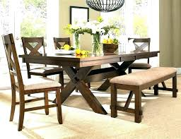 Dining Room Bench With Back Table Seat Dimensions