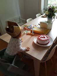 der erste geburtstag die perfekte torte ohne zucker und