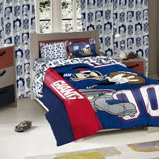 Mickey Mouse Bedroom Curtains by Amazon Com Licensed Disney Mickey Mouse Nfl New York Giants