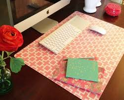 Leather Desk Blotters And Accessories by Best 25 Desk Pad Ideas On Pinterest Diy Decorate Office Cubicle
