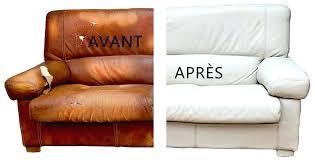 renovation cuir canapé renovation canape reparation cuir prix masculinidadesbolivia info