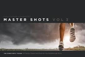 Master Shots Vol 3 The Directors Book By Christopher Kenworthy