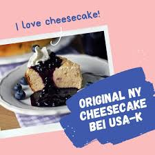 i cheesecake