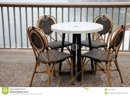 Black And White Cafe Chairs And Table. Stock Photo - Image Of Relaz ... Vintage Old Fashioned Cafe Chairs With Table In Cophagen Denmark Green Bistro Plastic Restaurant Chair Fniture For Restaurants Cafes Hotels Go In Shop And Table Isometric Design Cafe Vector Image Retro View Of Pastel Chairstables And Wild 36 Round Extension Ding 2 3 Piece Set Western Fast Food Chairs Negoating Tables Balcony Outdoor Italian Seating With Round Wooden Wicker Coffee Stacking Simply Tables Lancaster Seating Mahogany Finish Wooden Ladder Back