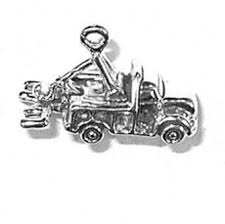 100 3d Tow Truck Games Aunties Treasures Sterling Silver 18 Unisex 15mm Box Chain 3D