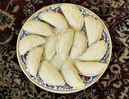 shekerbura aserbaidschanische küche rezept