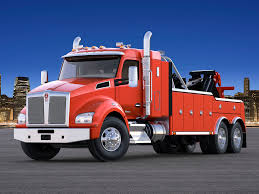 Kenworth - T880 40-inch Sleeper Tow Truck | TruckPR | Flickr