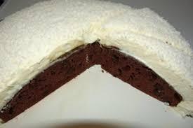 weiße schokoladentorte mit kokos