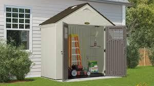 suncast 206 cu ft tremont 8 x 4 storage shed