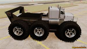 The Biggest Monster Truck For GTA 4 » Download Game Mods | ETS 2 ... Monstertruck For Gta 4 Fxt Monster Truck Gta Cheats Xbox 360 Gaming Archive My Little Pony Rarity Liberator Gta5modscom Albany Cavalcade No Youtube V13 V14