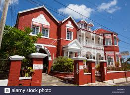 Colonial Architecture Port Antonio Jamaica West Indies Caribbean Central America