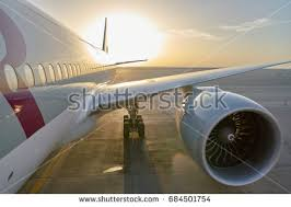 boeing 777 extended range doha qatar circa june 2017 qatar stock photo 684501754