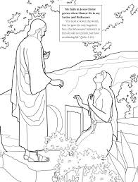 9 Pics Of He Is Risen Easter Jesus Coloring Pages