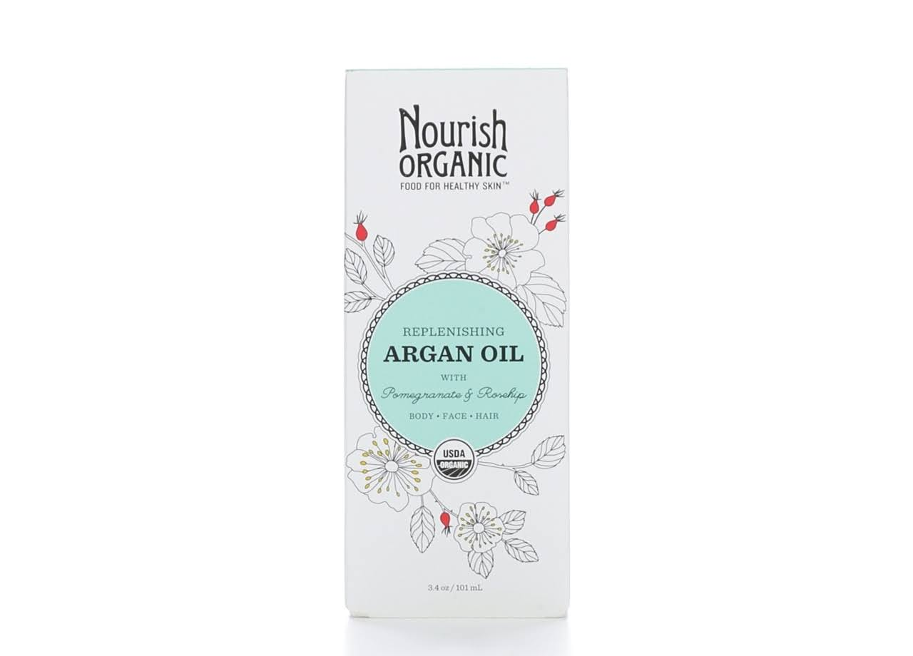 Nourish Organic Argan Oil - 120ml