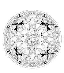 Image Of Free Printable Mandala Coloring Pages Adults