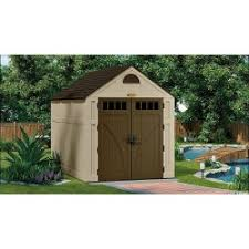 Suncast Shed Bms7400 Accessories by 7 Foot Wide Storage Shed Kits Kitsuperstore Com