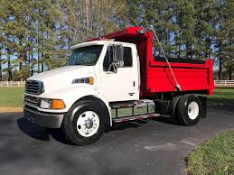 100 Single Axle Dump Trucks For Sale 2007 Sterling Acterra Truck Mercedes MBE900