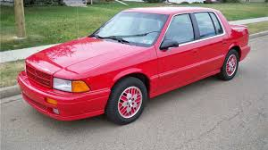 Find Of The Week: 1991 Dodge Spirit R/T | AutoTRADER.ca For 2 Truck Vinyl Sticker Decals Bed Stripes Dodge Ram 1500 Rt Mopar 2016 Police Or Sports Video 2011 Durango Hemi Road Test 8211 Review Car And 2018 4 Longterm Verdict Motor Trend 1998 Dakota Hot Rod Network 2010 Looking Sexy Red Really Enhances The Ap Flickr 2012 Sport Regular Cab Rt For Sale Used 2015 Rwd Cargurus Decal Racing Side Skull 2017 Doubleclutchca Srt10 Nationwide Autotrader 2013 Journey Rallye Its Not A Minivan Gcbc