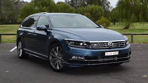 Volkswagen Passat 206 TSI R Line wagon 2017 review