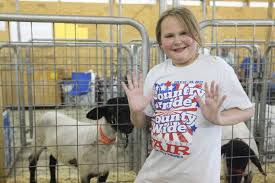 Wv Pumpkin Festival Pageant by Cabell County Fair Opens With Pageant Livestock News Herald