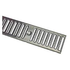Zurn Floor Sink Drain by Zurn Industries Floor Grate 40in Lx5 3 8inwx3 4in D 33kl74 P6