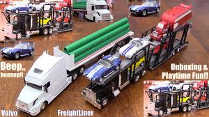 Disney Cars Mack Hauler And Semi Hauler Trucks! A Car Carrier Truck ... John Deere 164 Peterbilt Flatbed Truck Mygreentoycom Mygreentoycom Flatbed Truck Nova Natural Toys Crafts 1 Oyuncaklar Ertl 7200r Tractor With Model 367 Products Bruder Mack Granite Jcb Loader Backhoe The Humbert Myrtlewood Toy Httpwwwshop4yourbaby Green Race Car Fundamentally Lego Technic Flatbed Truck 8109 Rare In Gateshead Tyne And Wear City For Kids Youtube Index Of Assetsphotosebay Picturesertl Trucks Long Haul Trucker Newray Ca Inc