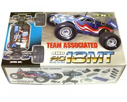 Team Associated RC18MT Mini 4wd RTR Electric Monster Truck [ASC20110 ...