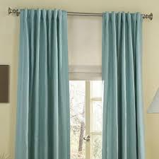 rideaux de sur mesure rideaux à languettes arrière décorateur sur mesure