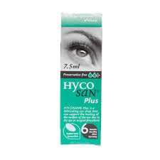 Amazoncom Hycosan Eye Moisturiser 75 Ml Health Personal Care