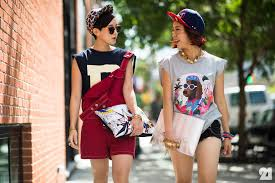 Korean Fashion Police That Is There To Restrict You About Your
