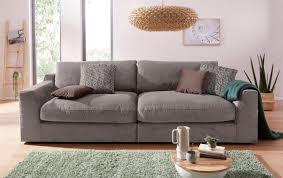 sit more big sofa beige material holz kunststoff polyester flachgewebe