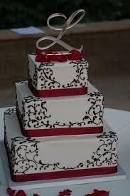 Beautiful Red Black Wedding Cakes Gallery Styles Ideas 2018