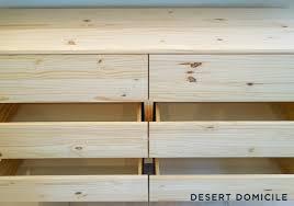 Tarva 6 Drawer Chest Pine by Tarva Desert Domicile