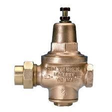 Zurn 3 4 in Water Pressure Reducing Valve 3 4 in Water Pressure